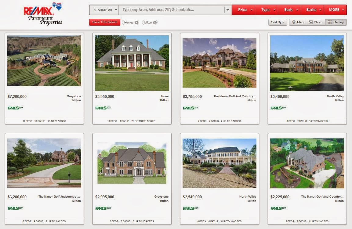 Milton Homes & Real Estate