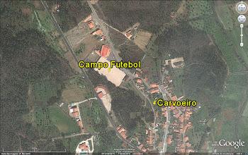Localização Campo Futebol