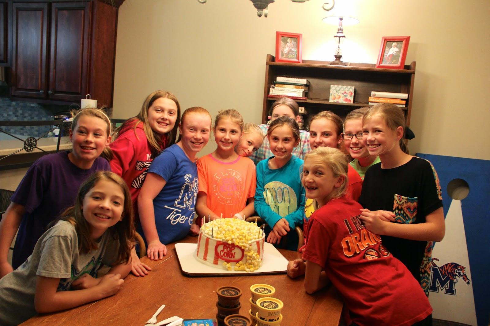 2 Kids, a Mini Van and a Mortgage: Ellas 8th Birthday