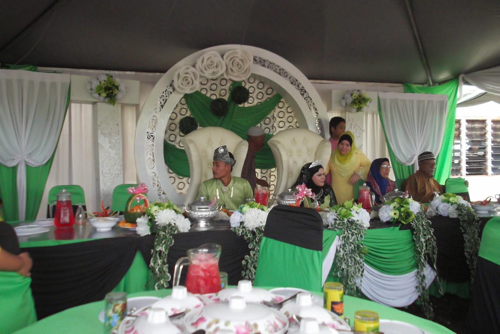 Majlis Perkahwinan Suhada dan Azmil