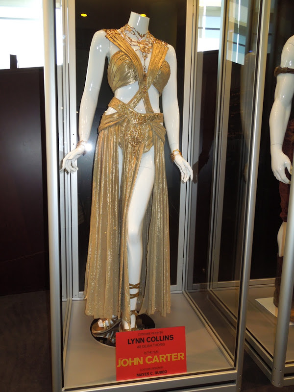 Dejah Thoris John Carter film costume