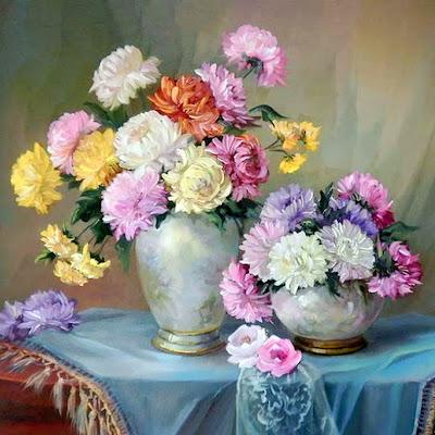 cuadros-jarrones-con-flores