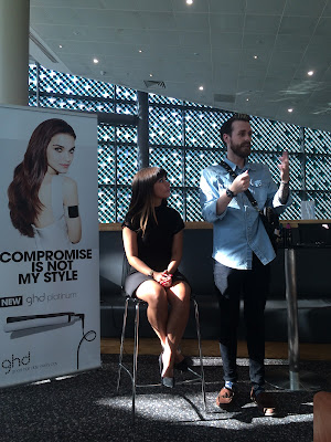 ghd platinum launch event