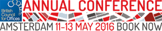 BCO Annual Conference 2016, Amsterdam, 11-13 May 2016. Book Now
