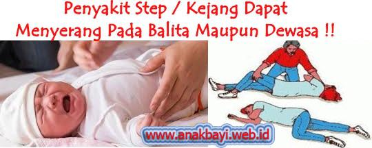 Cara Mengatasi Kejang / Step pada Anak
