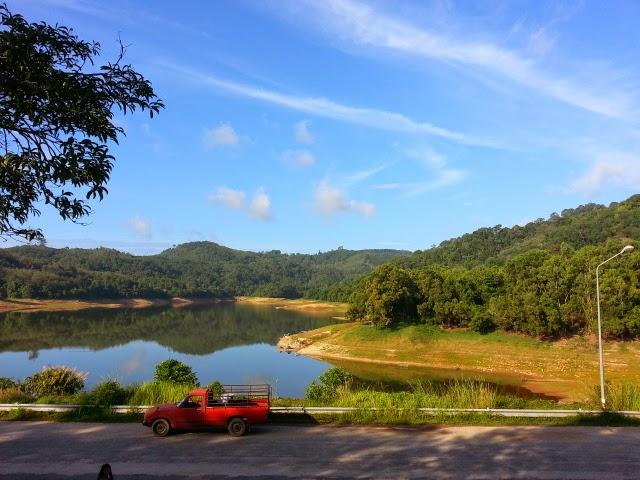 Kathu waterworks dam