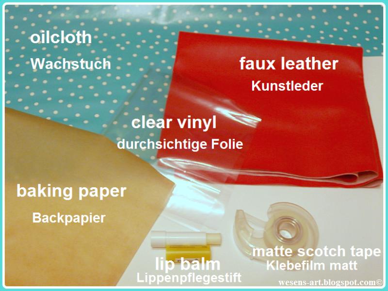 SewingTips wesens-art.blogspot.com