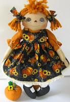 Pumpkin Harvest Annie