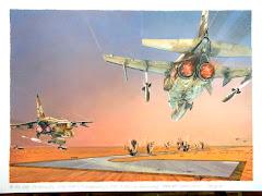 ~ Le coin des peintures Aéro ~ sous la repro = le site du peintre Daniel Bechennec