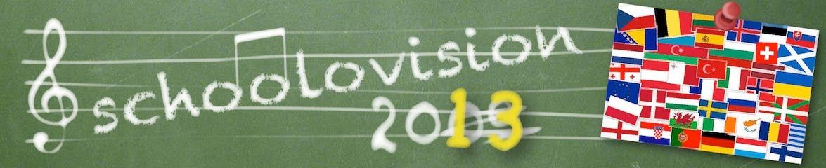 Schoolovision 2013