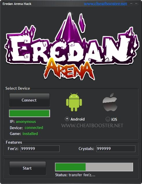 Eredan Arena Hack Tool Cheats