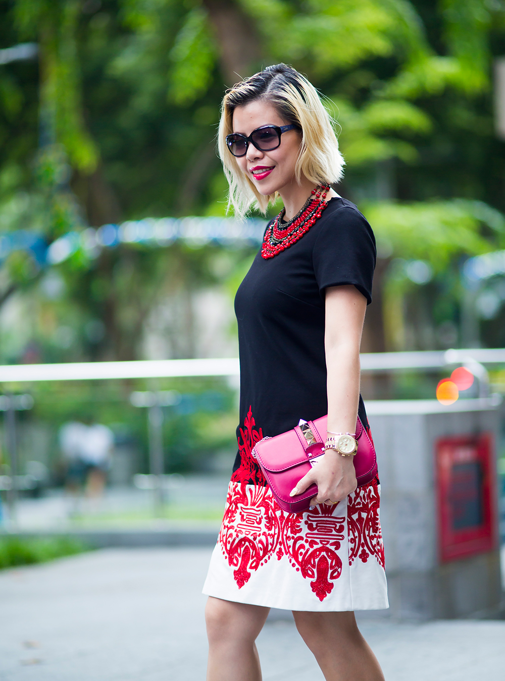 Fashion Blogger- CrystalPhuong- Streetstyle