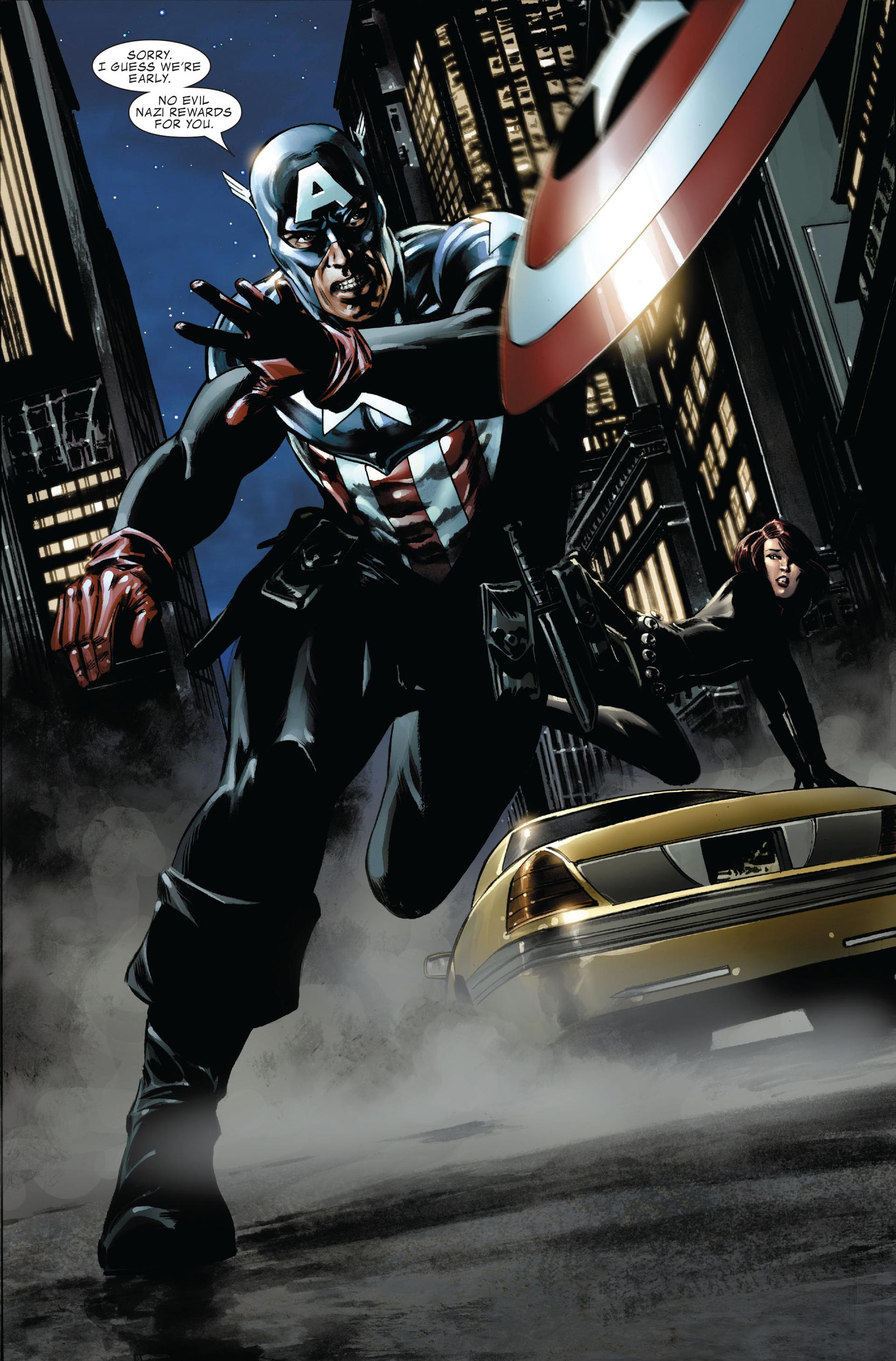 Captain America (2005) Issue #34 #34 - English 10