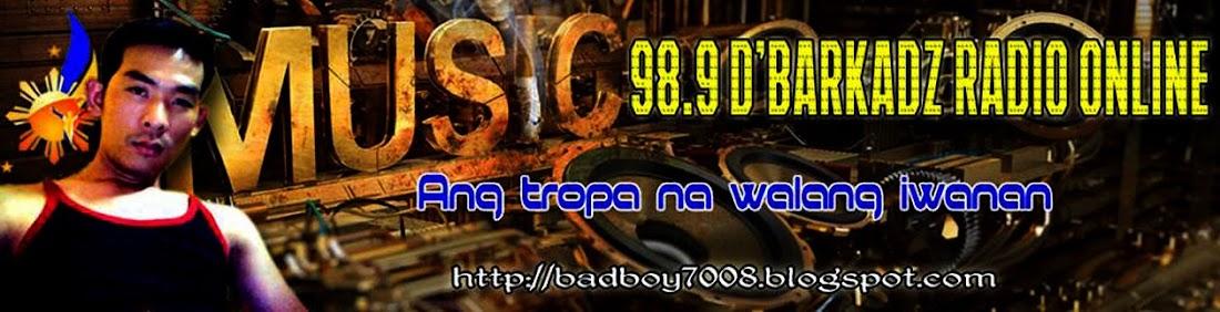 98.9 D'BARKADZ RADIO ONLINE