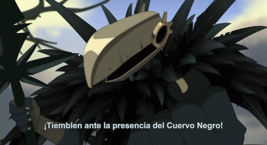 El Cuervo Negro Wakfu+03+DVDrip+01