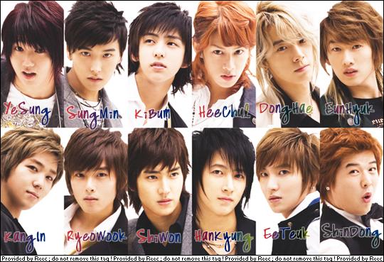 Super Junior Profile