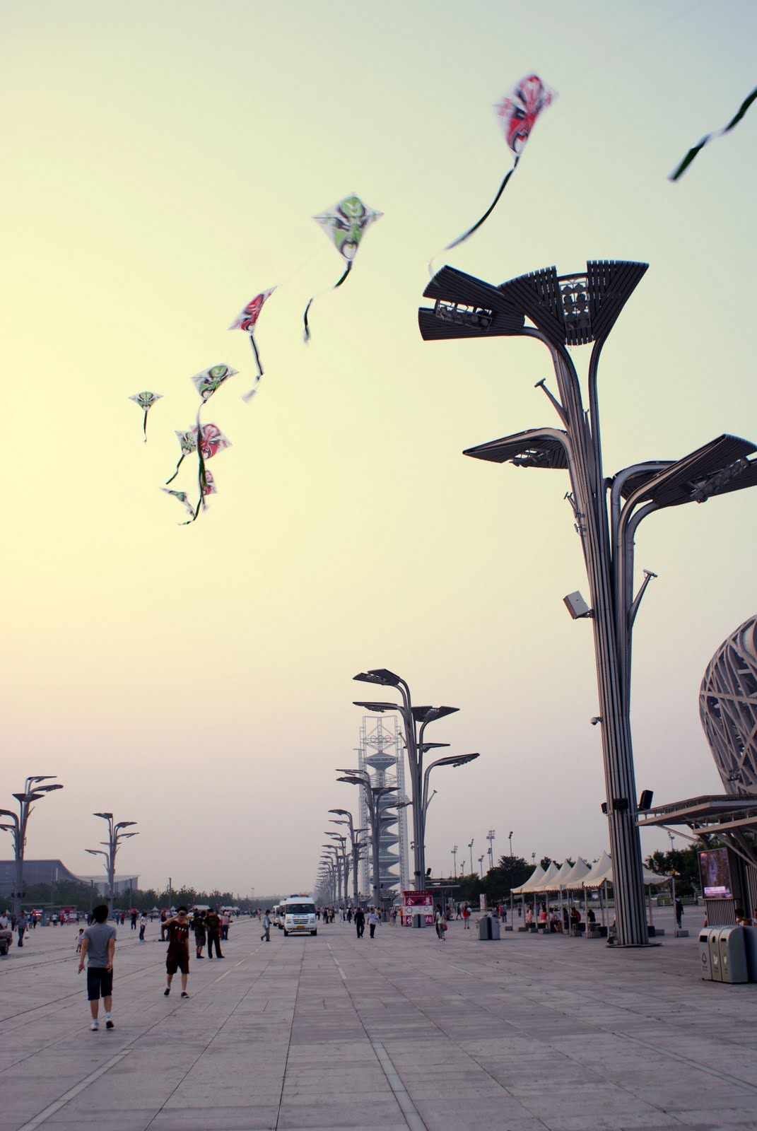 PEKIN, SUS ESPACIOS, SU GENTE: Intervenciones urbanas bajo encuadre ...