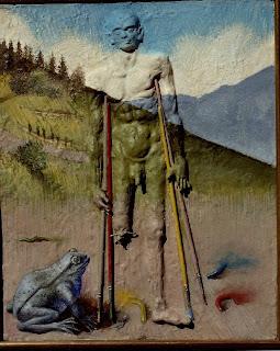 La rana - Fernando Beorlegui Beguiristain