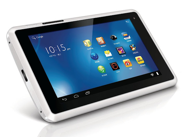 "Philips Tablet 7"" LCD 8GB"