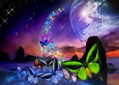 Butterflies in Heaven