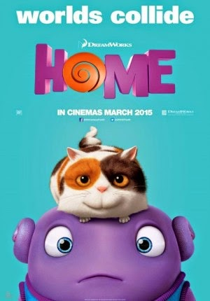 Jadwal Film HOME