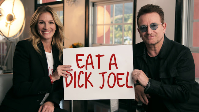 Eat A Dick, Joel: The Blog
