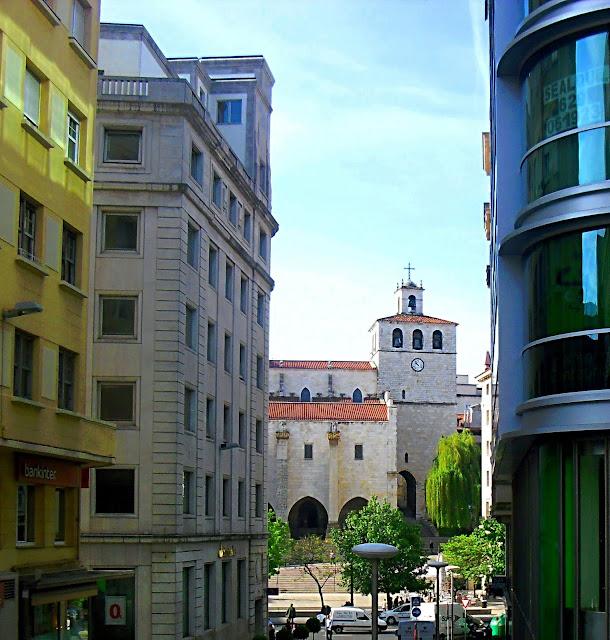 Catedral de Nuestra Señora de la Asuncion en Santander