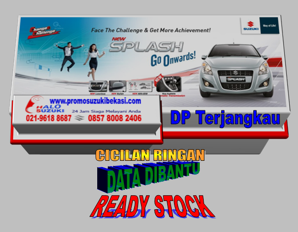 Promo Mobil Suzuki New Splash