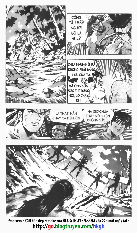 Hiệp Khách Giang Hồ chap 140 page 1 - IZTruyenTranh.com