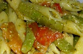 bimby, pasta con fagiolini