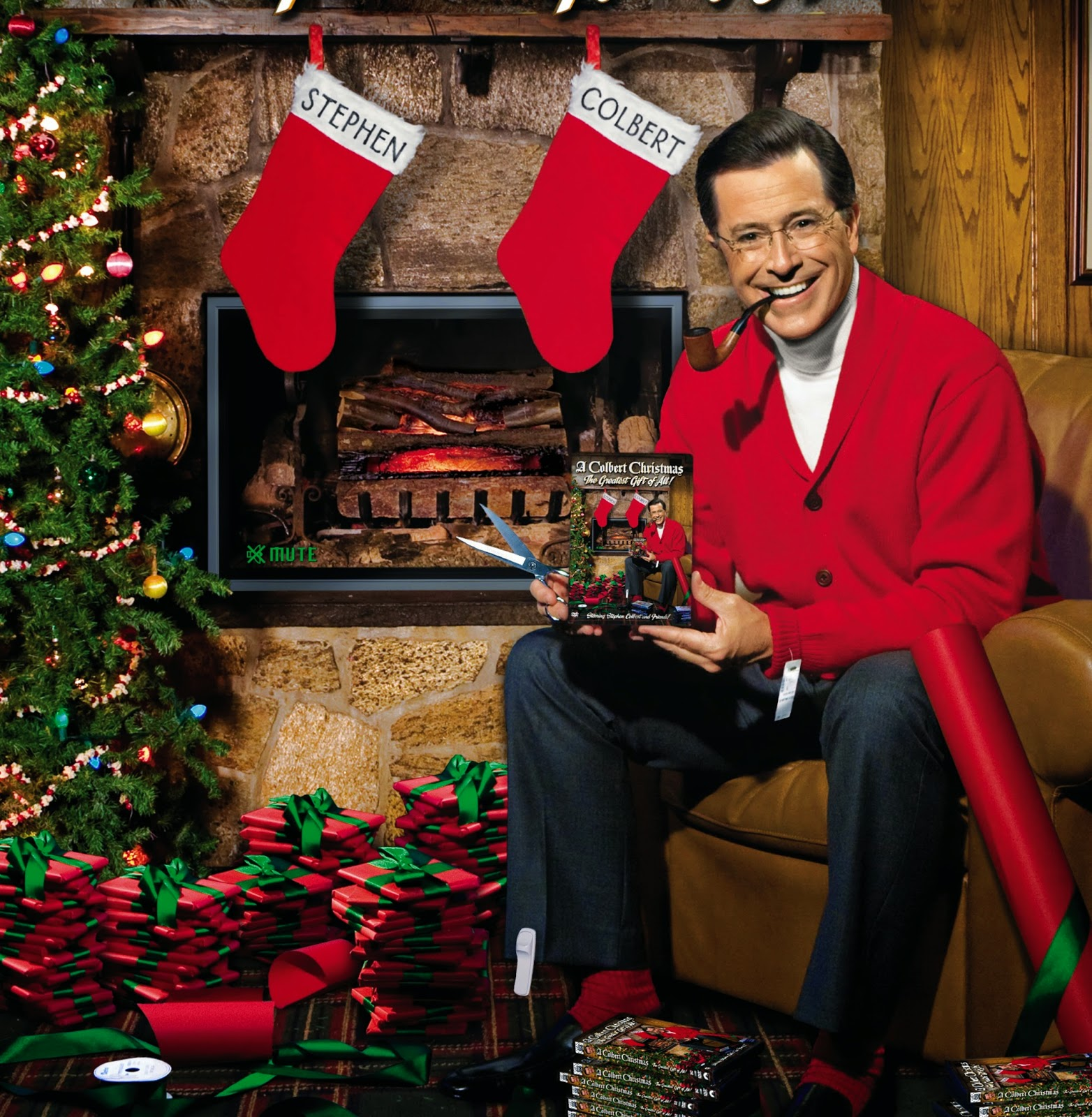Christmas TV History: July 2014