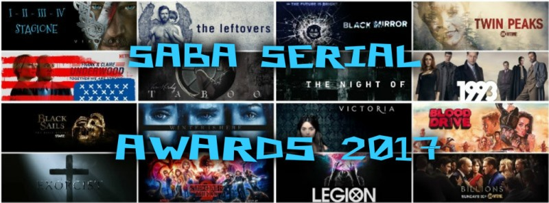 La Top 21 delle serie viste nel 2017