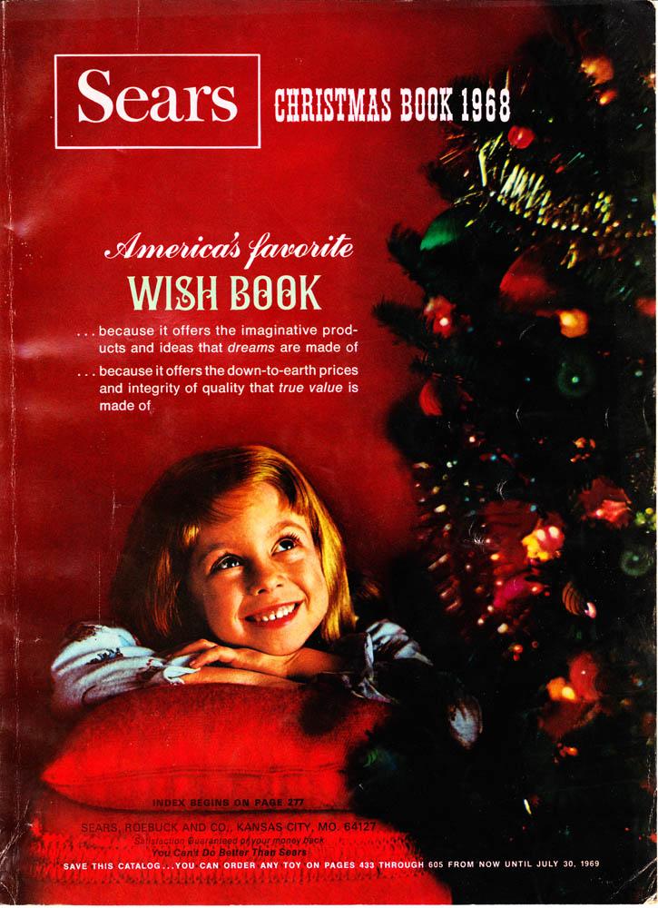 Motorcycho Sears Christmas Catalogue