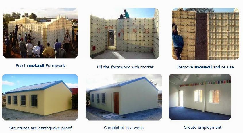 moladi brickless classroom construction