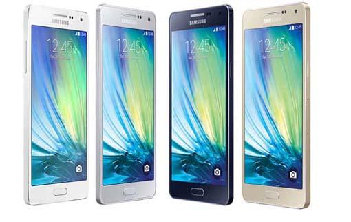 Spesifikasi & Harga Samsung Galaxy A5, Premium Metal bodi, 4G LTE RAM 2 GB