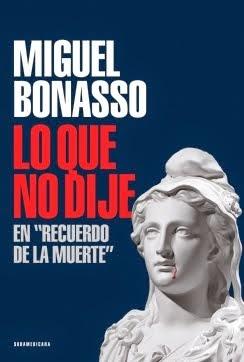 MIGUEL BONASSO - LIBROS