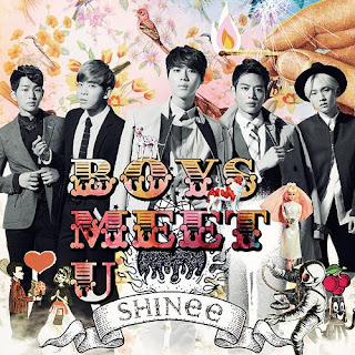 SHINee - Boys Meet U (Japanese Album)