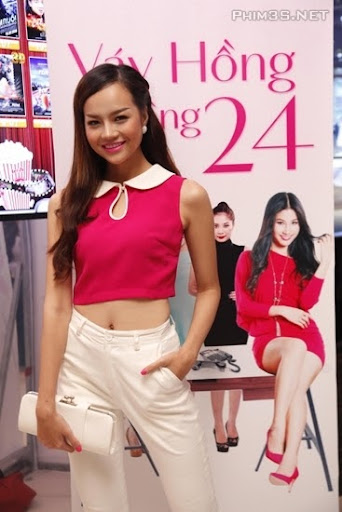 Váy Hồng Tầng 24 - Image 1