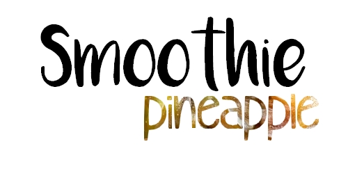 Smoothie Pineapple | Le blog