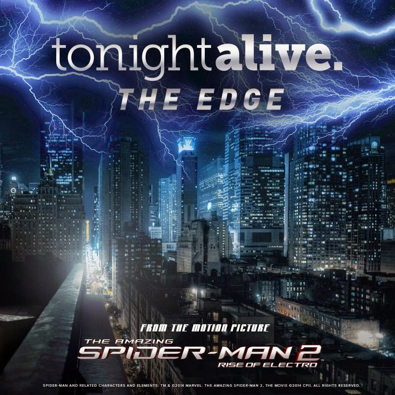 Palace of Rock: Tonight Alive release new single off Spider-Man 2 ...