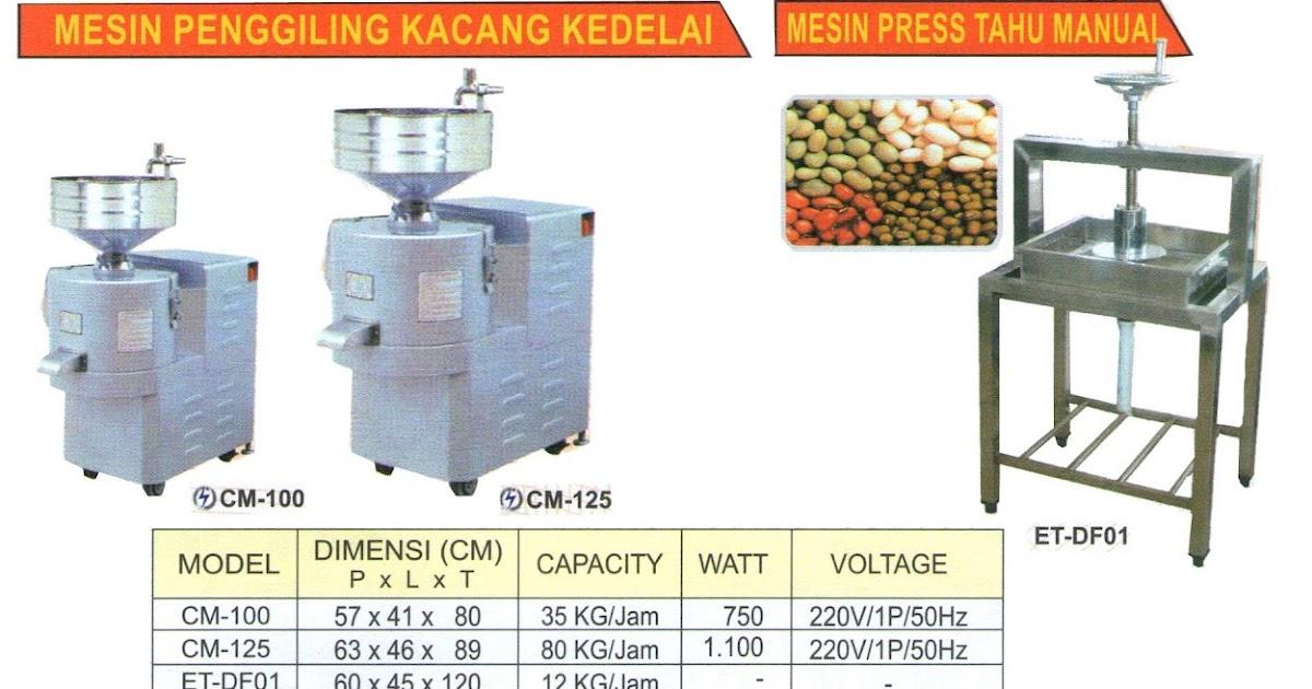 Penggiling Pressing Equipment Kitchen Equipment