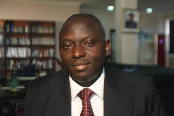 President Sacks NIMASA Boss