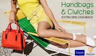 HandBags & Wallets Upto 50% Off