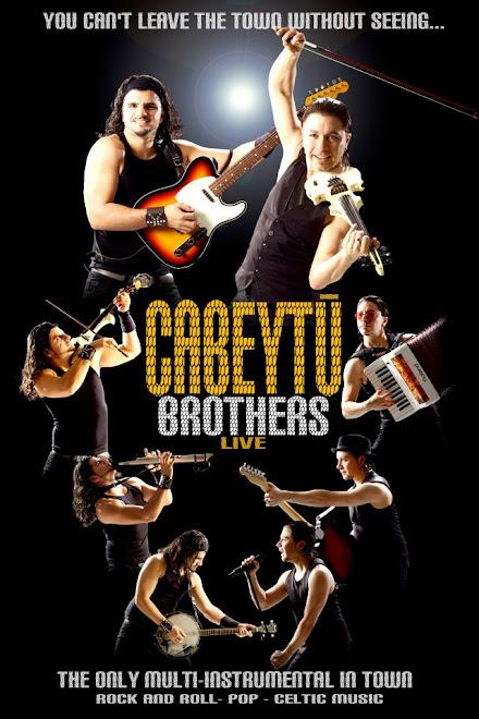 Cabeytú Brothers Multi Instrumental Show