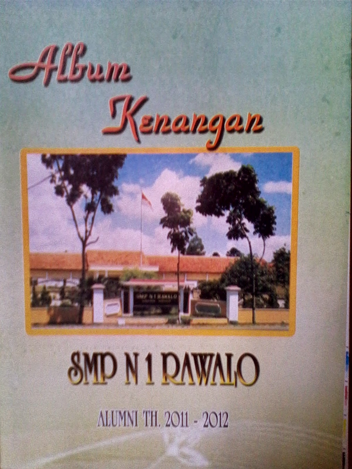 Alumni SMP Negeri 1 Rawalo