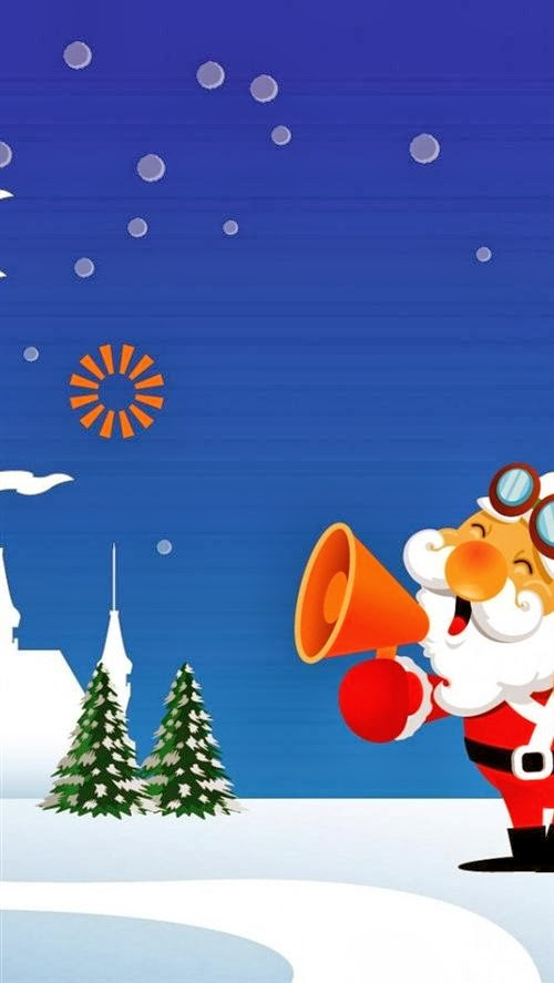 Free Christmas Wallpapers For Iphone In 2013