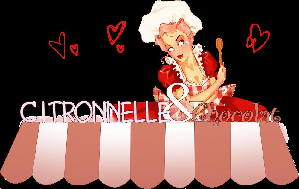 citronnelle et chocolat