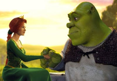 Fiona and Shrek - 50% success rate on BeautifulPeople.com