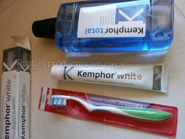 Kemphor limpieza bucal