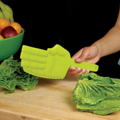 Best Gadgets For Salad Preparation - Lettuce Chopper